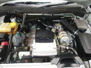 2004 Ford Territory TS Wagon.