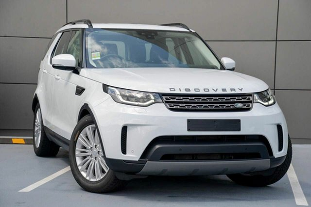New Land Rover Discovery, Springwood, 2017 Land Rover Discovery Wagon