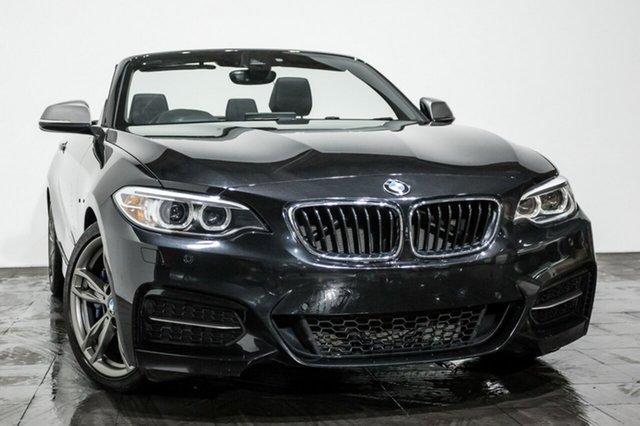 Used BMW M240i, Rozelle, 2017 BMW M240i Convertible
