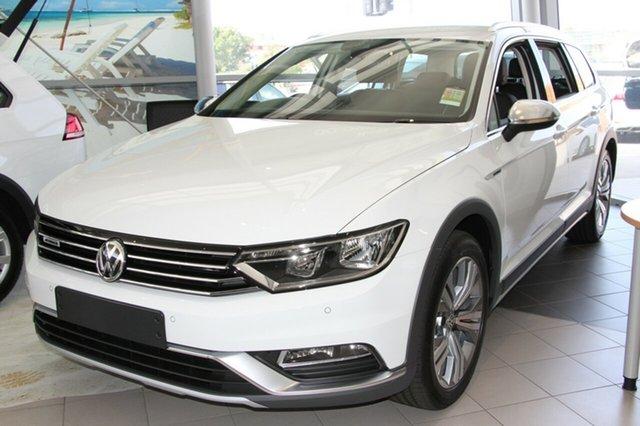 New Volkswagen Passat Alltrack 140 TDI, Nowra, 2018 Volkswagen Passat Alltrack 140 TDI Wagon