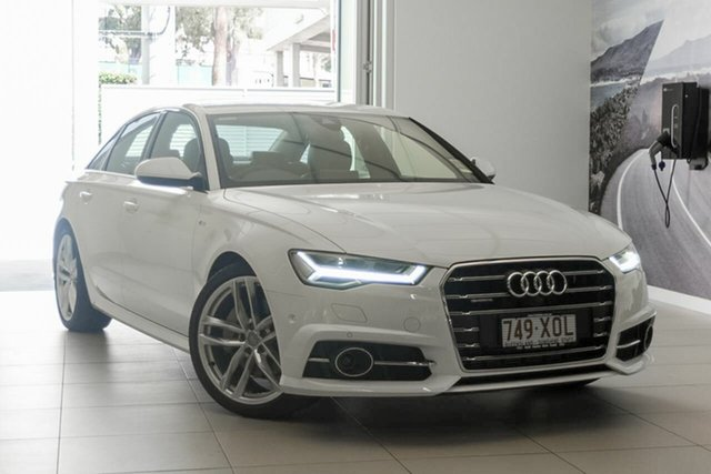 Demonstrator, Demo, Near New Audi A6, Southport, 2016 Audi A6 Sedan