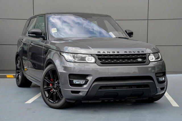 New Land Rover Range Rover Sport SDV6 CommandShift HSE Dynamic, Springwood, 2016 Land Rover Range Rover Sport SDV6 CommandShift HSE Dynamic Wagon