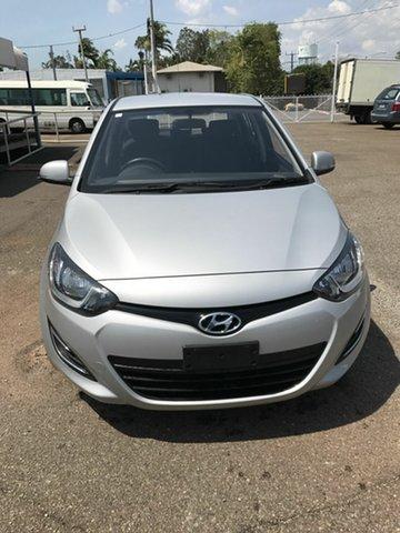 Used Hyundai i20, Parap, 2015 Hyundai i20 Hatchback