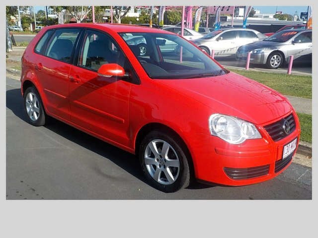 Used Volkswagen Polo Pacific, Margate, 2008 Volkswagen Polo Pacific Hatchback