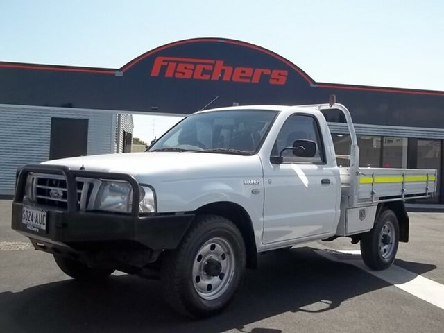 Used Ford Courier GL, Murray Bridge, 2004 Ford Courier GL Cab Chassis