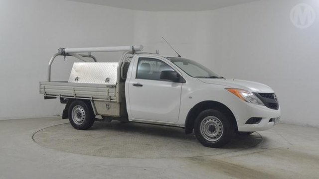 Used Mazda BT-50 XT (4x2), Altona North, 2012 Mazda BT-50 XT (4x2) Cab Chassis