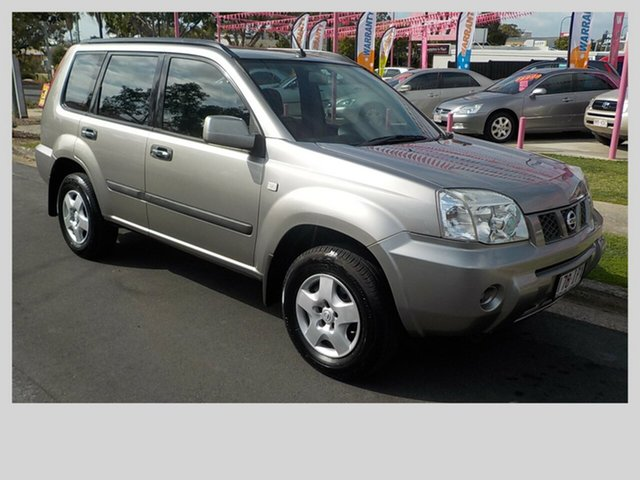 Used Nissan X-Trail ST, Margate, 2004 Nissan X-Trail ST Wagon