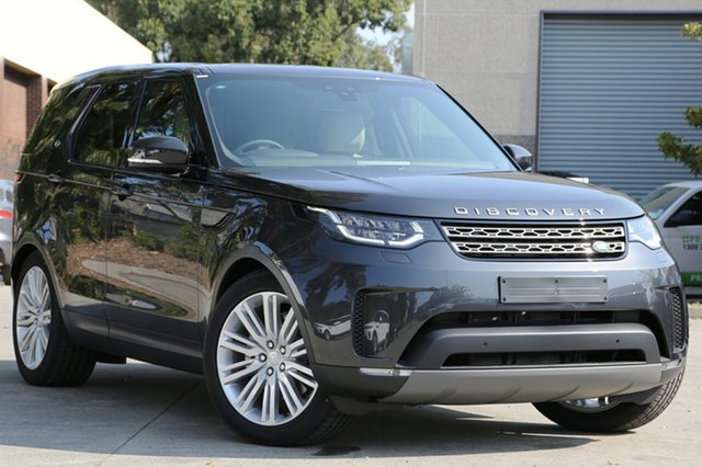 New Land Rover Discovery TD6 SE, Concord, 2017 Land Rover Discovery TD6 SE Wagon