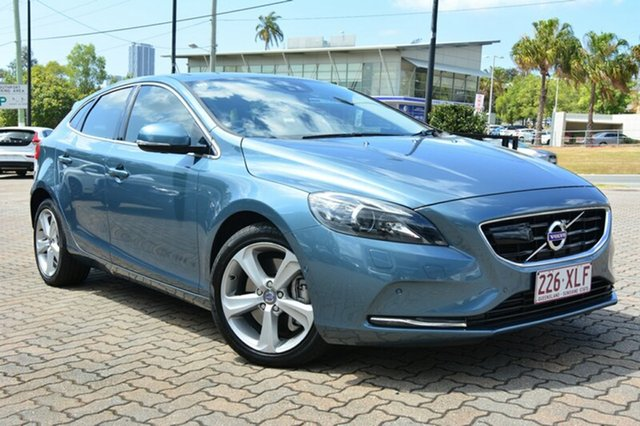 Used Volvo V40 T4 Adap Geartronic Luxury, Southport, 2013 Volvo V40 T4 Adap Geartronic Luxury Hatchback