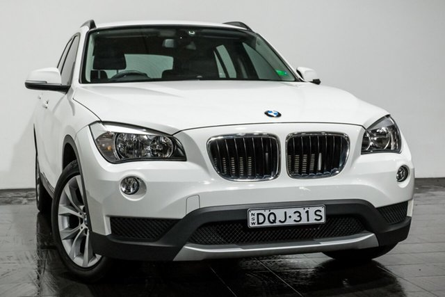 Used BMW X1 sDrive18d Steptronic, Rozelle, 2013 BMW X1 sDrive18d Steptronic Wagon