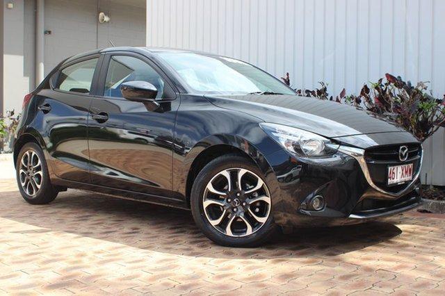Used Mazda 2 Genki SKYACTIV-Drive, Cairns, 2014 Mazda 2 Genki SKYACTIV-Drive Hatchback