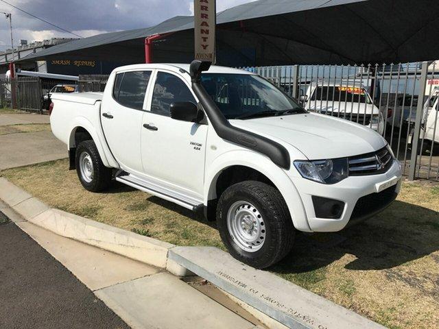 Discounted Used Mitsubishi Triton GLX (4x4), Toowoomba, 2011 Mitsubishi Triton GLX (4x4) Double Cab Utility