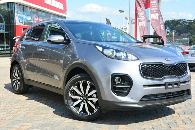 Demonstrator, Demo, Near New Kia Sportage SLi AWD, Southport, 2017 Kia Sportage SLi AWD SUV