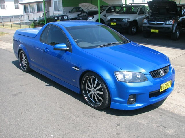 Used Holden Commodore THUNDER Series 2, Casino, 2011 Holden Commodore THUNDER Series 2 Utility