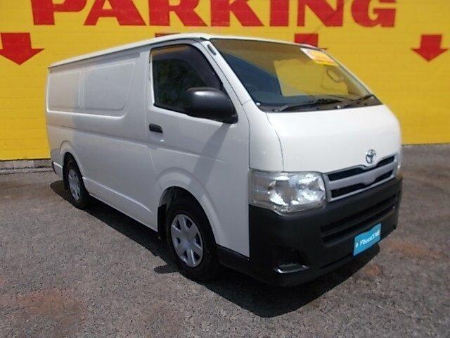 Used Toyota Hiace, Winnellie, 2012 Toyota Hiace Van