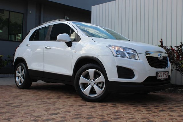 Used Holden Trax Active, Cairns, 2015 Holden Trax Active Wagon