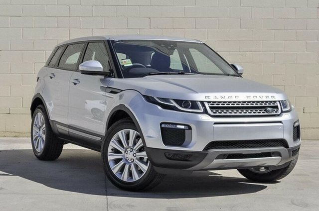 Discounted Demonstrator, Demo, Near New Land Rover Range Rover Evoque TD4 180 SE, Southport, 2017 Land Rover Range Rover Evoque TD4 180 SE Wagon