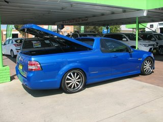 2011 Holden Commodore THUNDER Series 2 Utility.