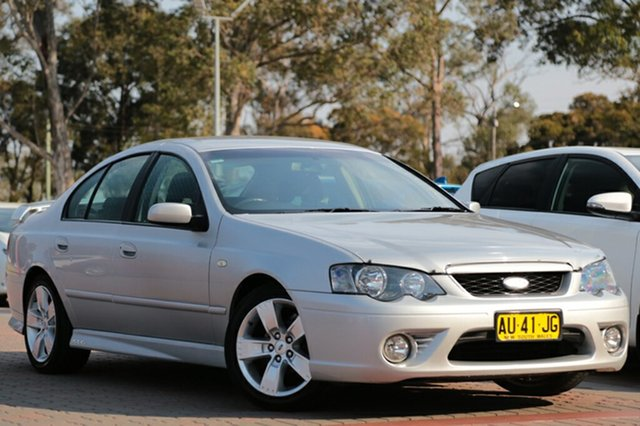 Used Ford Falcon XR6, Warwick Farm, 2007 Ford Falcon XR6 Sedan