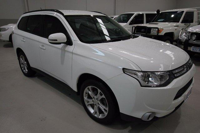 Used Mitsubishi Outlander LS 4WD, Kenwick, 2013 Mitsubishi Outlander LS 4WD Wagon