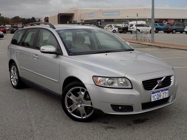 Used Volvo V50 LE, Maddington, 2007 Volvo V50 LE Wagon