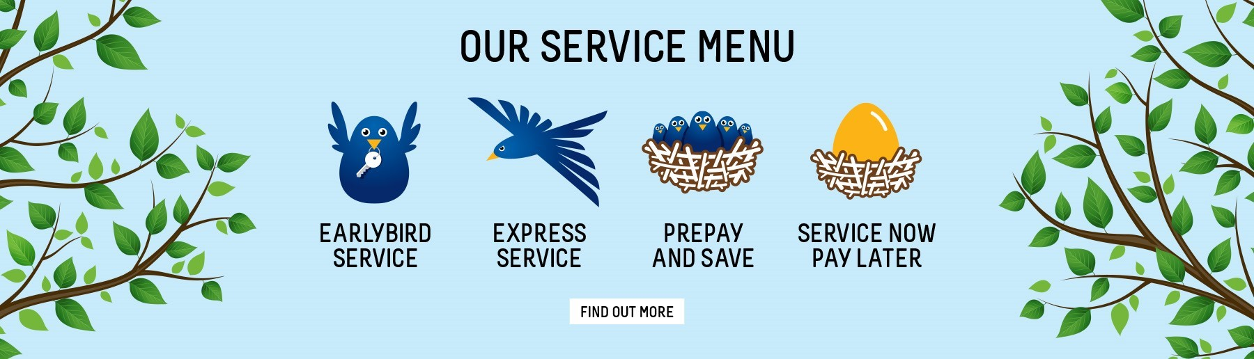 Make your service convenient with Yarra Hyundai's Service Menu