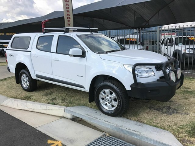 Used Holden Colorado LT (4x4), Toowoomba, 2012 Holden Colorado LT (4x4) Crew Cab P/Up