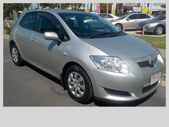 Used Toyota Corolla Ascent, Margate, 2007 Toyota Corolla Ascent Hatchback