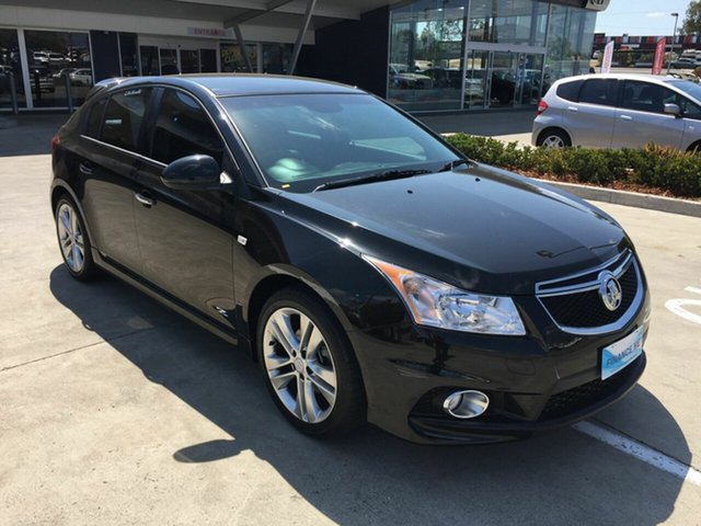 Discounted Used Holden Cruze SRi Z Series, Yamanto, 2014 Holden Cruze SRi Z Series Hatchback