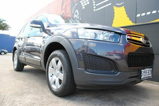2014 Holden Captiva 7 LS Wagon.