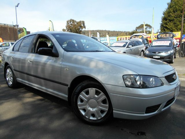Used Ford Falcon XT (LPG), Upper Ferntree Gully, 2006 Ford Falcon XT (LPG) Sedan