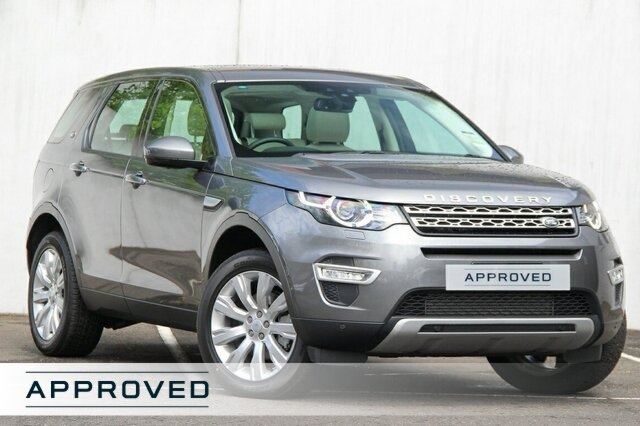 Used Land Rover Discovery Sport SD4 HSE Luxury, Malvern, 2016 Land Rover Discovery Sport SD4 HSE Luxury Wagon