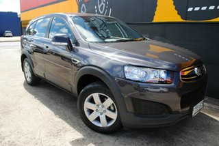 2014 Holden Captiva 7 LS Wagon.