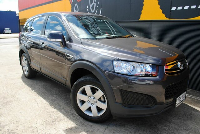Used Holden Captiva 7 LS, Melrose Park, 2014 Holden Captiva 7 LS Wagon