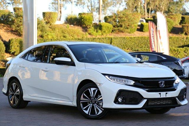Discounted New Honda Civic VTI-LX, Southport, 2017 Honda Civic VTI-LX Hatchback