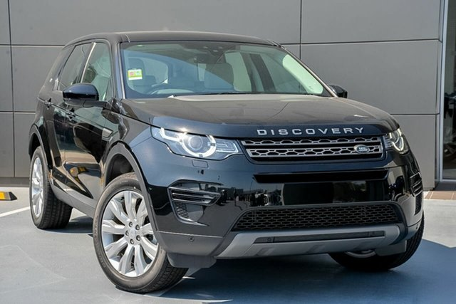 New Land Rover Discovery Sport TD4 150 SE, Southport, 2017 Land Rover Discovery Sport TD4 150 SE Wagon