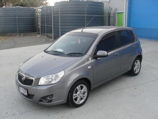 Used Holden Barina, Ashmore, 2011 Holden Barina Hatchback