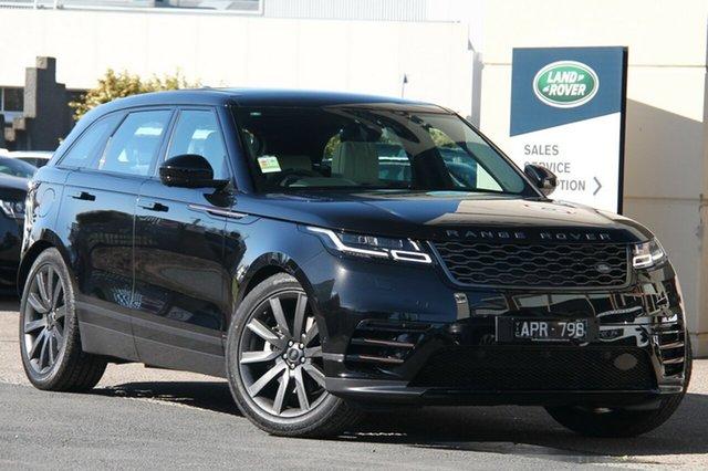 Demonstrator, Demo, Near New Land Rover Range Rover Velar D300 AWD R-Dynamic HSE, Port Melbourne, 2017 Land Rover Range Rover Velar D300 AWD R-Dynamic HSE Wagon