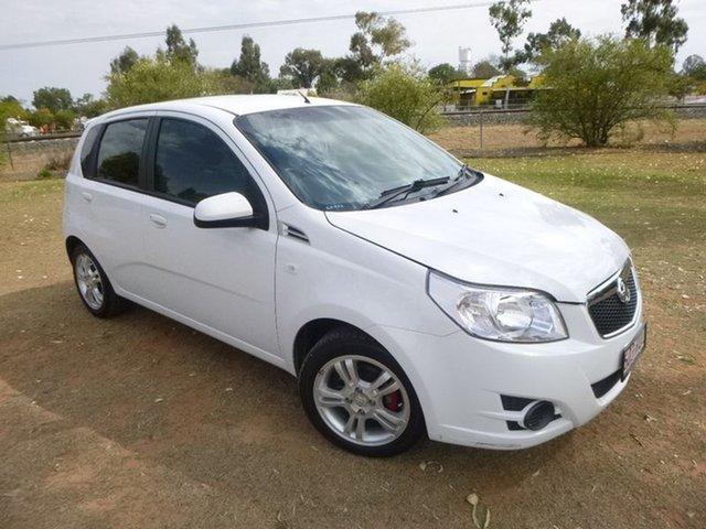 Used Holden Barina, 2011 Holden Barina Hatchback