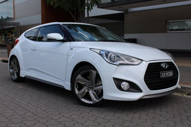 Used Hyundai Veloster SR Coupe D-CT Turbo +, Wayville, 2014 Hyundai Veloster SR Coupe D-CT Turbo + Hatchback
