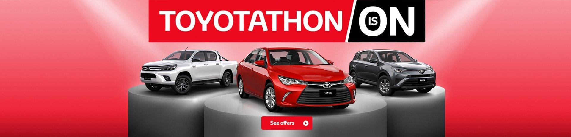 Toyota - National Offer - Toyotathon...