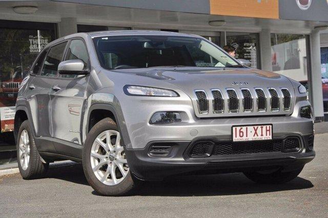 Used Jeep Cherokee Sport, Moorooka, Brisbane, 2015 Jeep Cherokee Sport Wagon