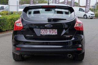2013 Ford Focus Titanium PwrShift Hatchback.