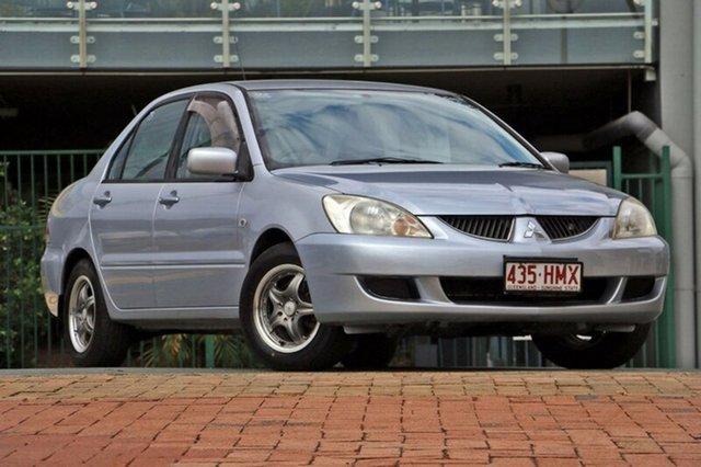 Used Mitsubishi Lancer LS, Moorooka, Brisbane, 2004 Mitsubishi Lancer LS Sedan