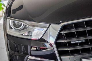 2015 Audi Q3 TDI S tronic quattro Wagon.