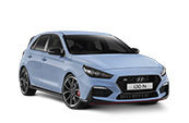 New Hyundai i30 N, Central Highlands Hyundai, Emerald