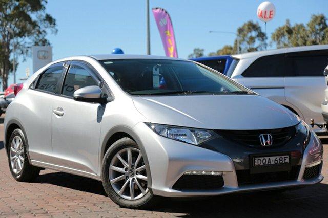 Used Honda Civic VTi-S, Narellan, 2012 Honda Civic VTi-S Hatchback