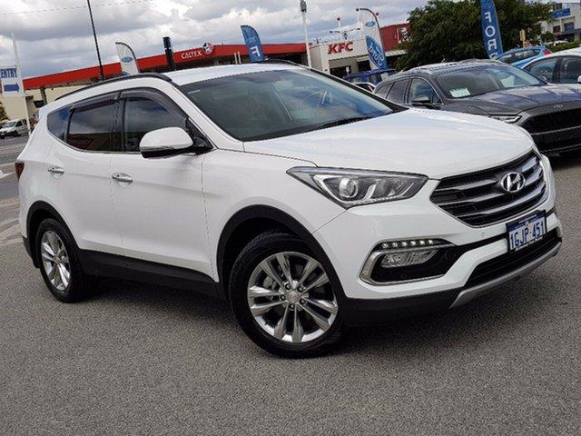 Used Hyundai Santa Fe Elite, Morley, 2016 Hyundai Santa Fe Elite Wagon