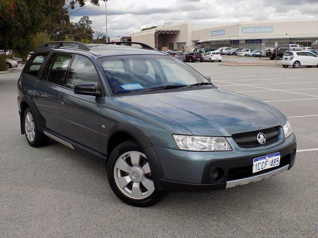 Used Holden Adventra SX6, Maddington, 2006 Holden Adventra SX6 Wagon