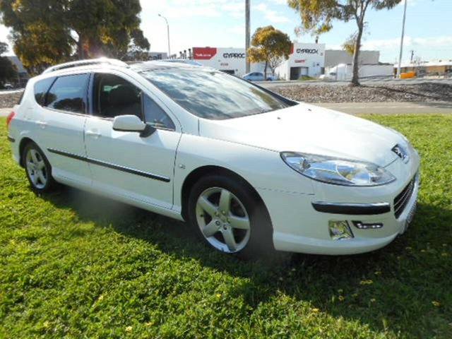 Used Peugeot 407 ST HDI Touring Comfort, Mile End, 2006 Peugeot 407 ST HDI Touring Comfort Wagon